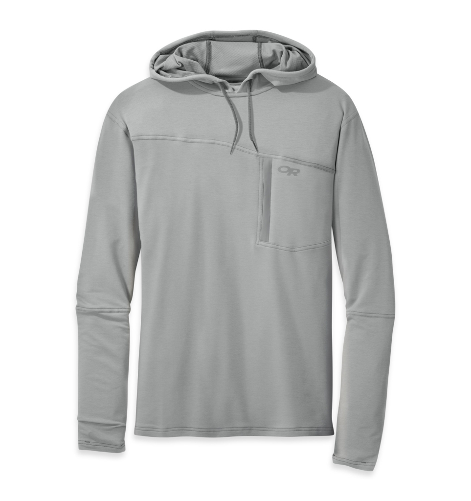Outdoor Research Men's Ensenada Sun Hoody alloy-30