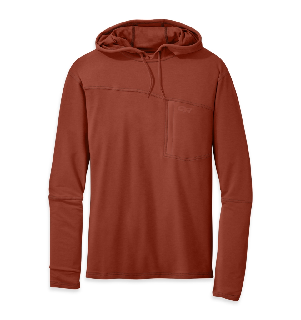 Outdoor Research Men's Ensenada Sun Hoody taos-30