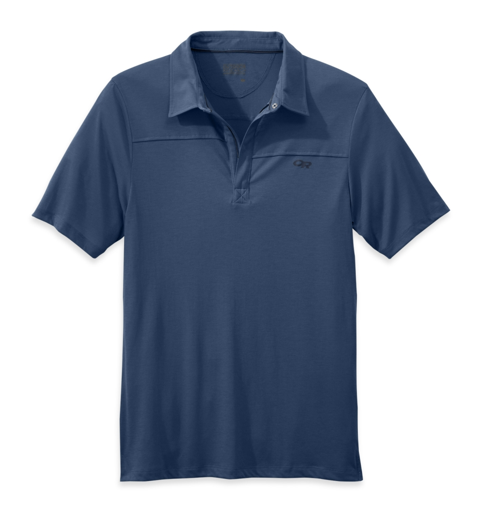 Outdoor Research Men's Sequence S/S Polo dusk/night-30