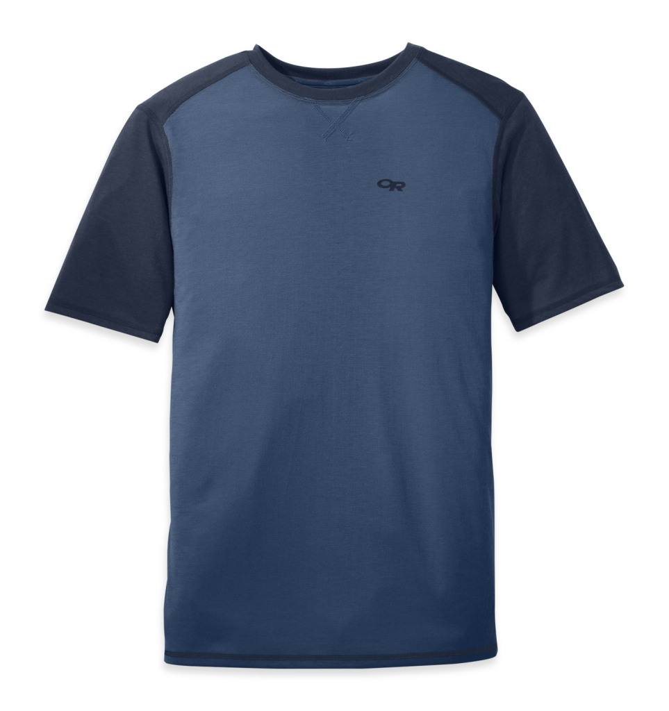 Outdoor Research Men's Sequence Duo Tee dusk/night-30