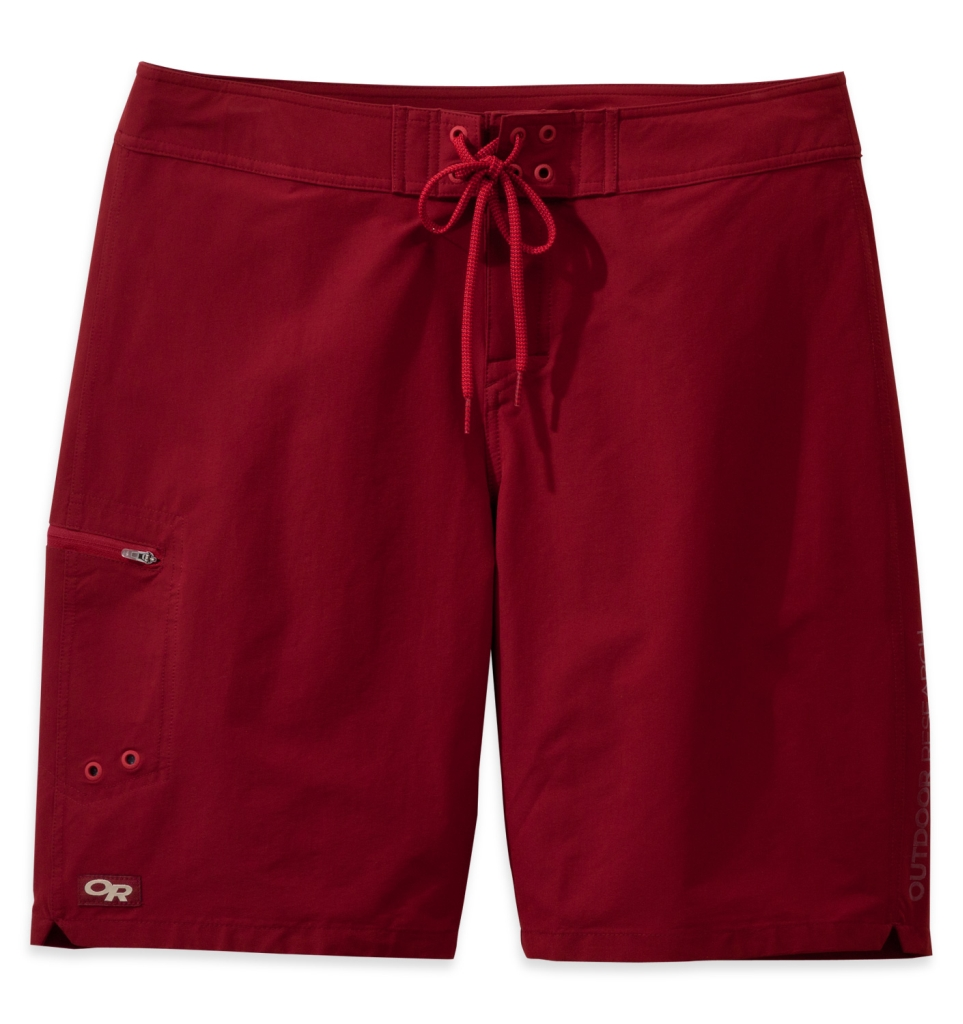 Outdoor Research Men's Phuket Boardshorts redwood-30