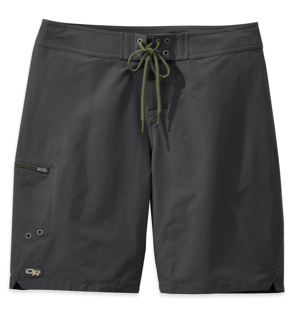 Outdoor Research Men's Phuket Boardshorts charcoal-30