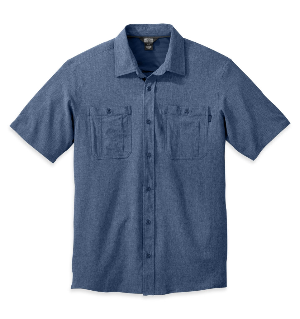 Outdoor Research Men's Wayward S/S Shirt dusk-30