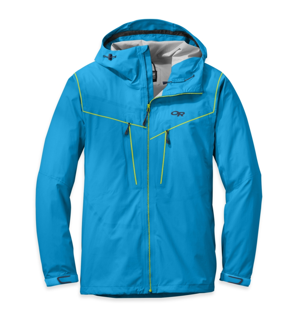 Outdoor Research Men's Precipice Jacket tahoe-30
