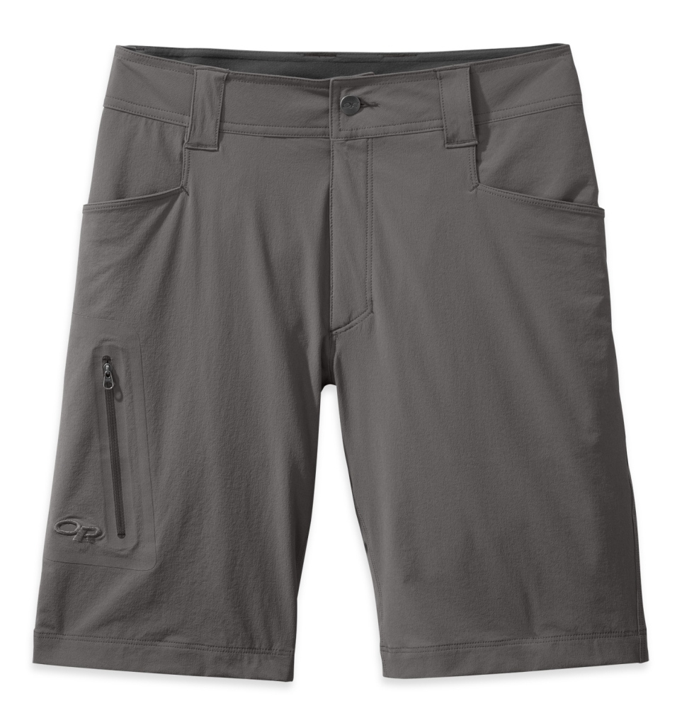 Outdoor Research Men's Ferrosi 10(inch) Shorts pewter-30