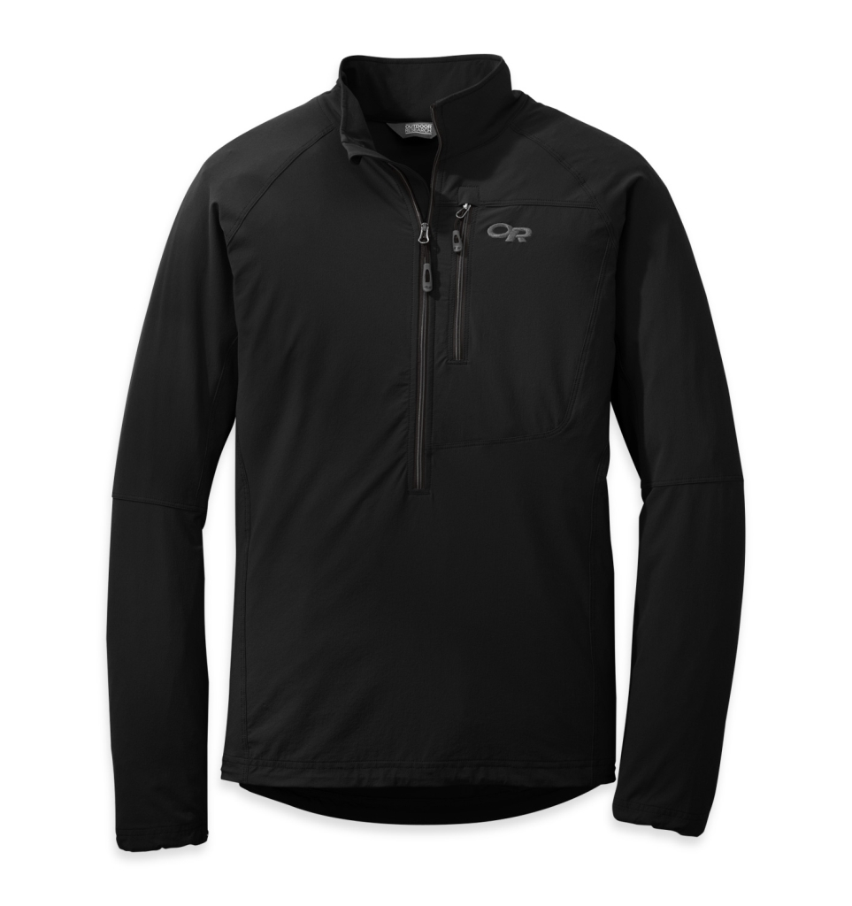 Outdoor Research Men's Ferrosi Windshirt black-30
