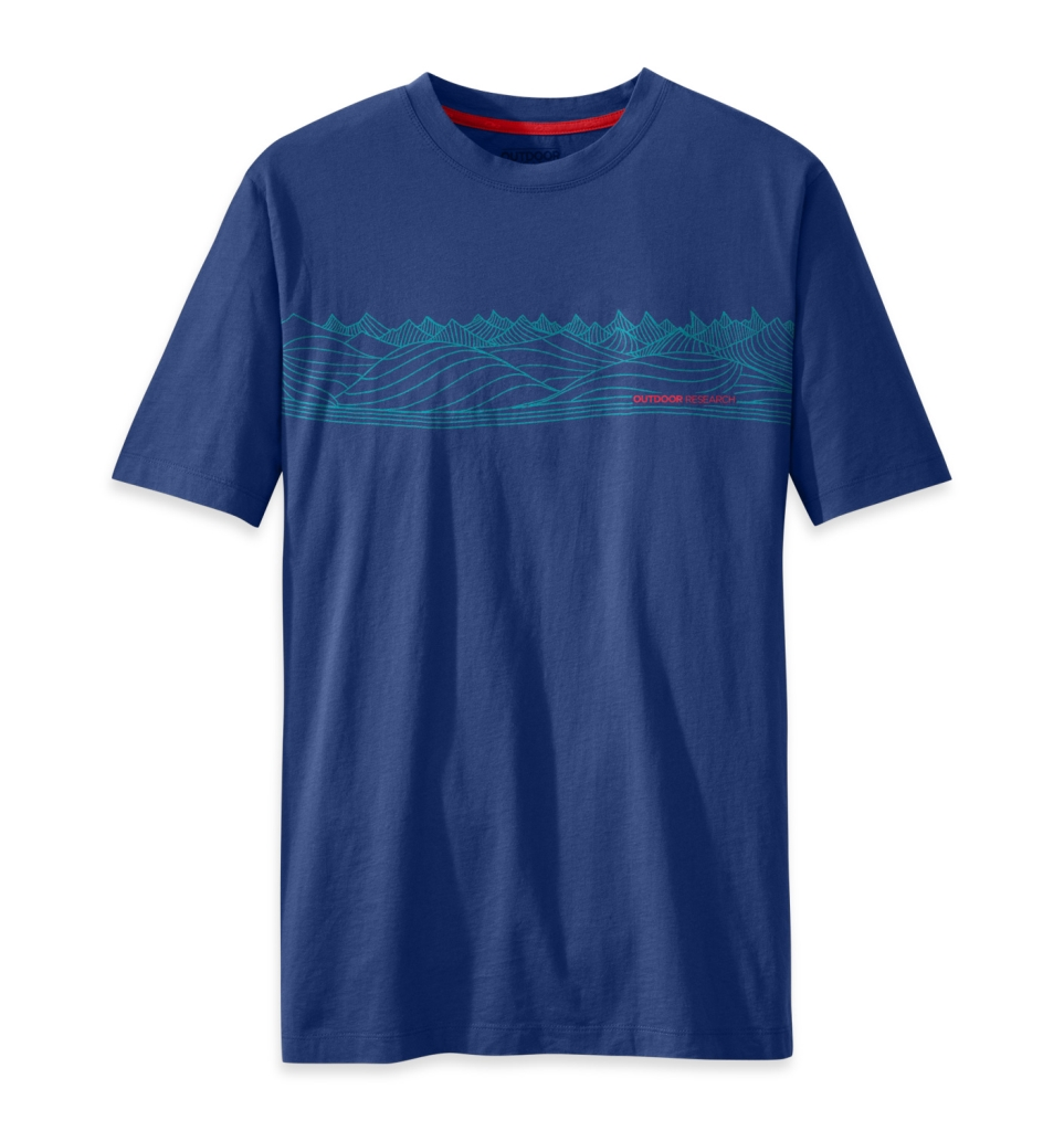 Outdoor Research Men's Prospect Tee baltic-30