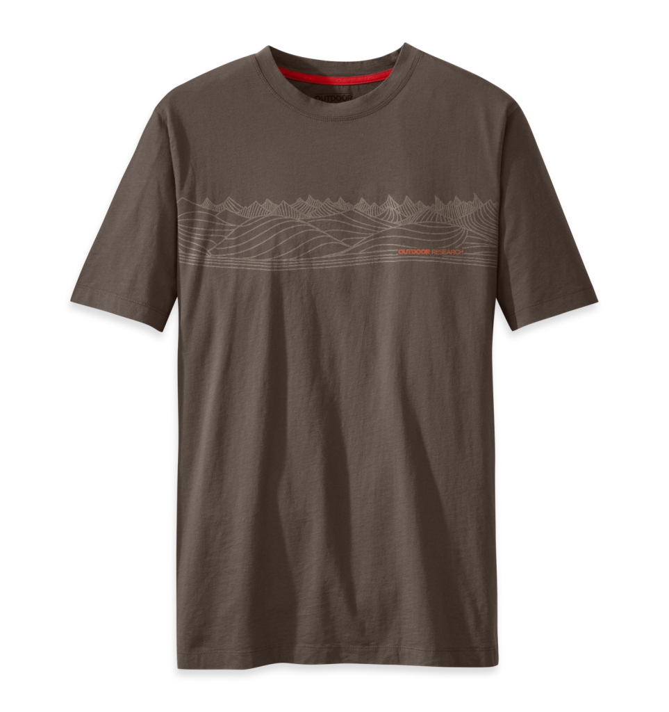 Outdoor Research Men's Prospect Tee mushroom-30