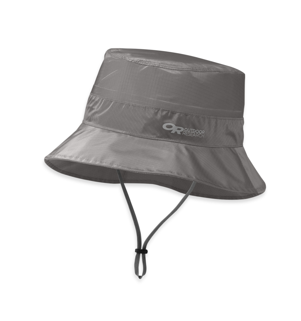 Outdoor Research Helium Rain Bucket pewter-30