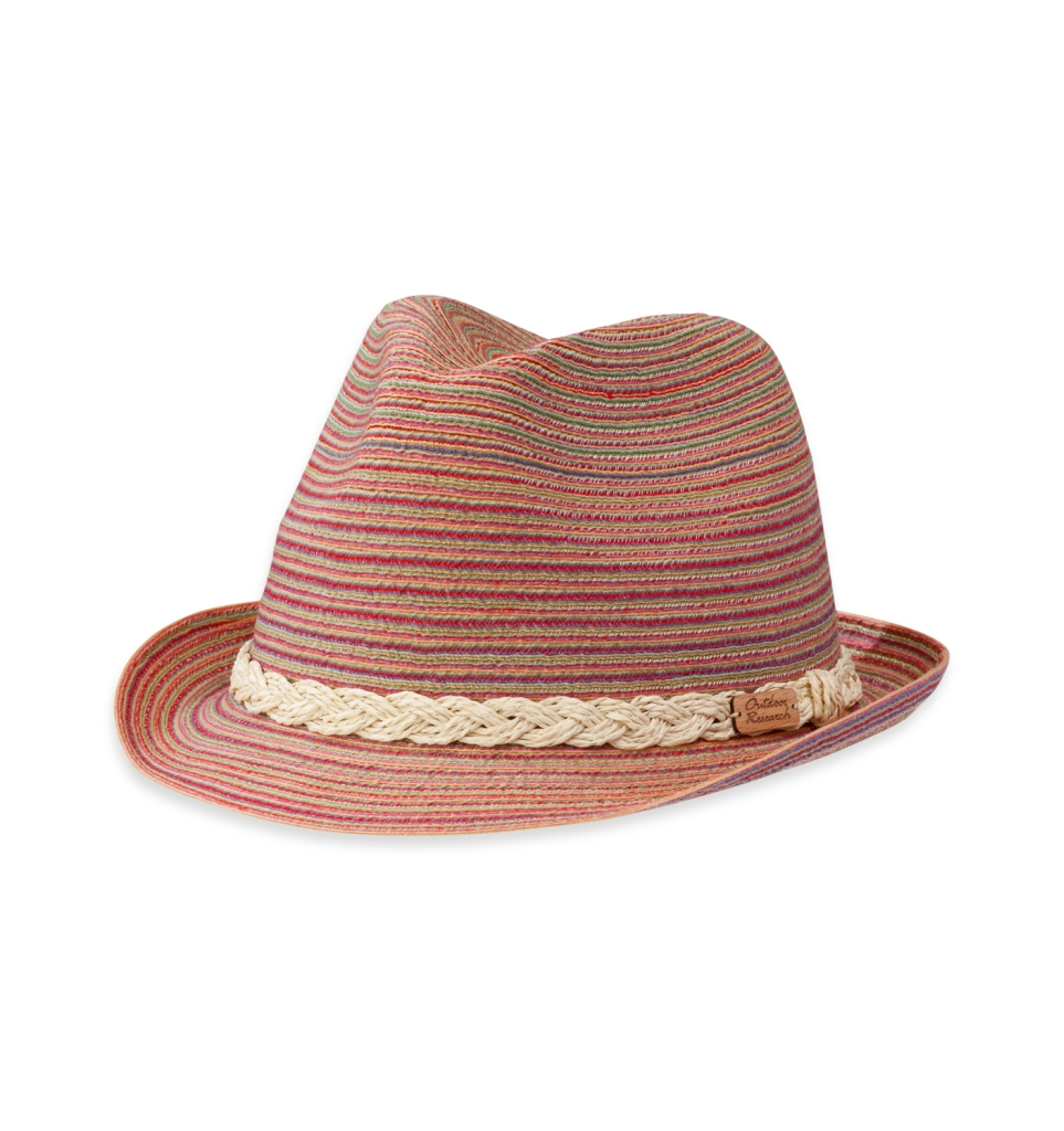 Outdoor Research Women's Ixtapa Fedora desert sunrise-30