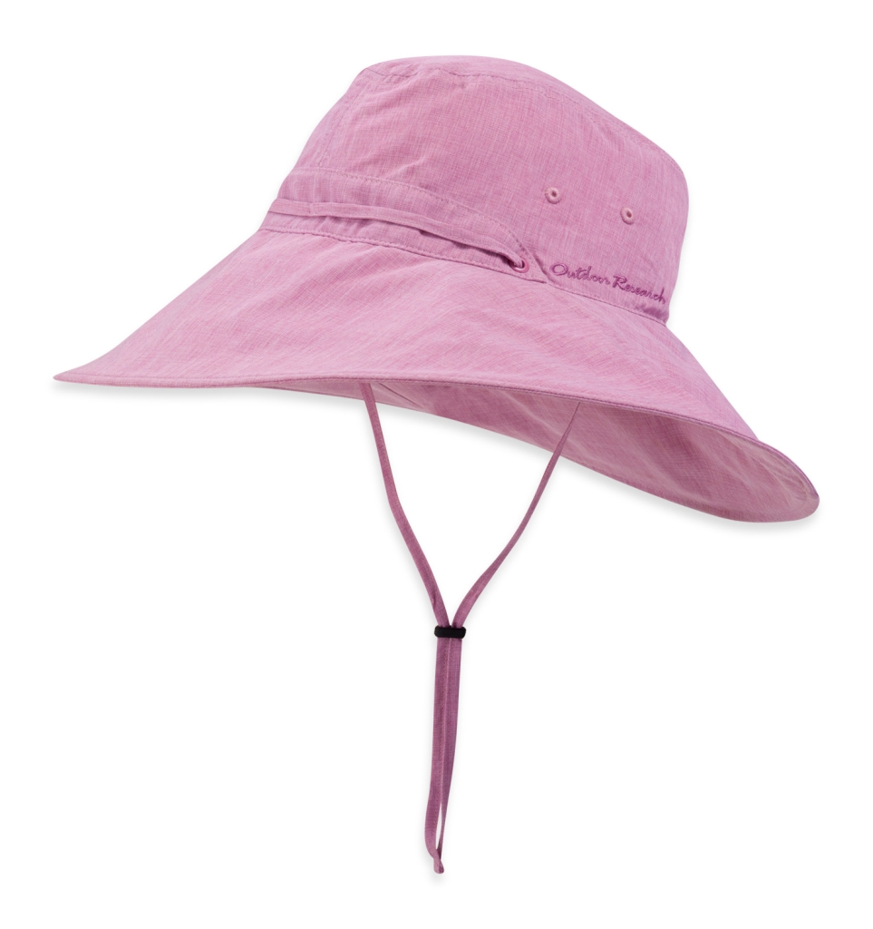 Outdoor Research Women's Mesa Verde Sun Hat crocus-30