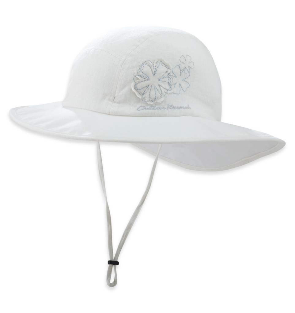 Outdoor Research Women's Loreto Sun Hat white-30