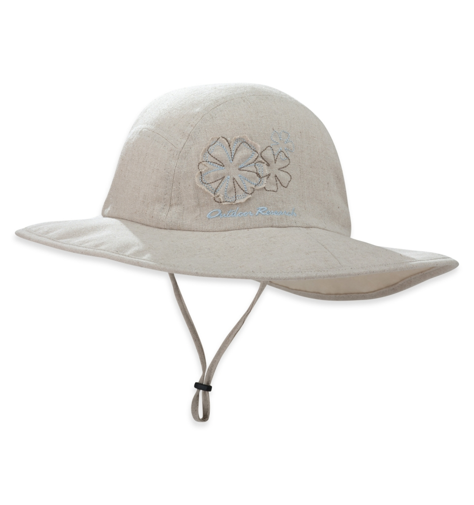 Outdoor Research Women's Loreto Sun Hat khaki-30