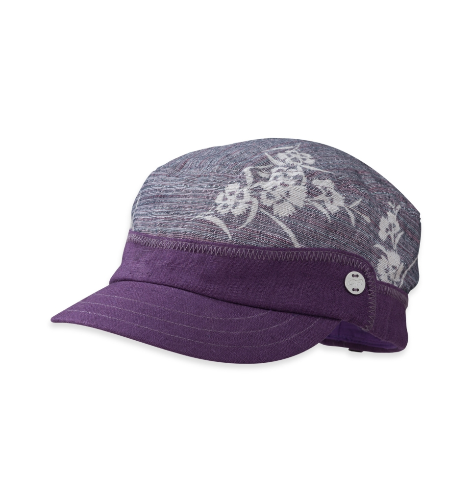 Outdoor Research Women's Clara Cap elderberry-30