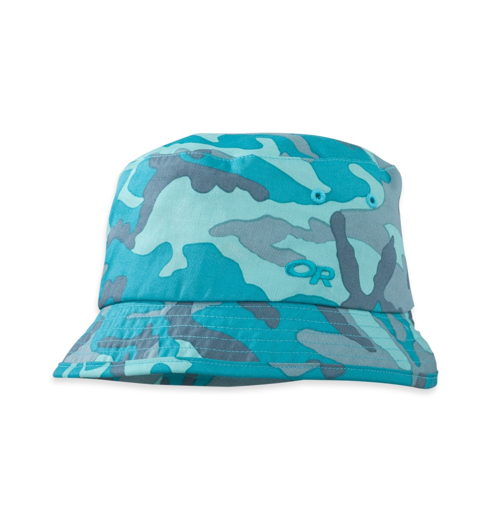 Outdoor Research Kids' Kendall Sun Hat typhoon-30