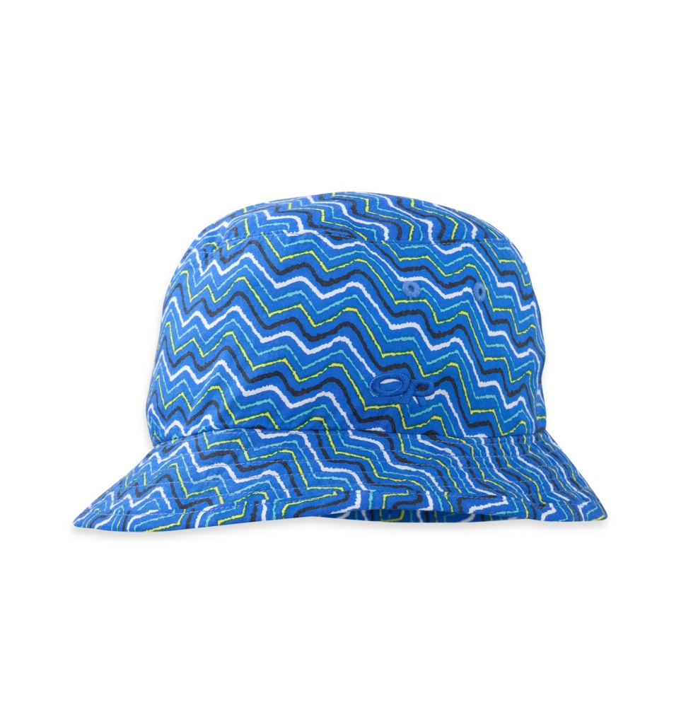 Outdoor Research Kids' Kendall Sun Hat glacier-30