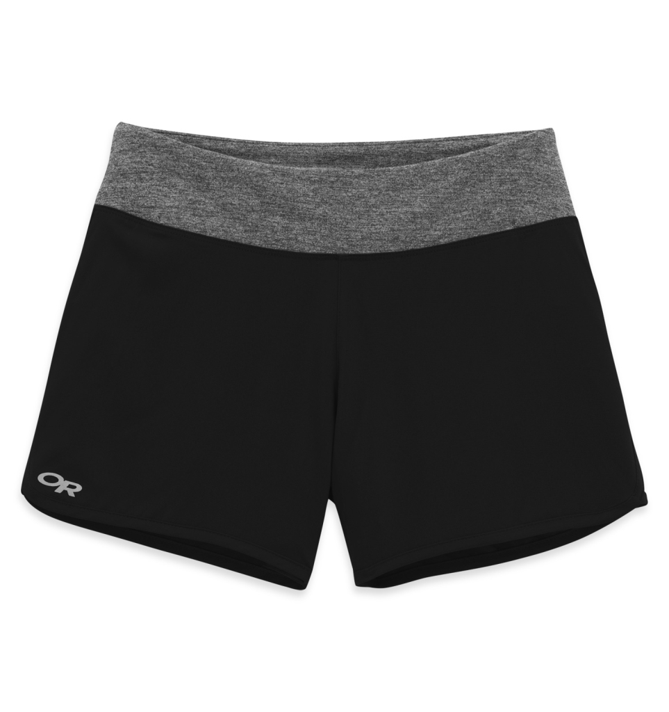 Outdoor Research Women's Delirium Shorts black/pewter-30