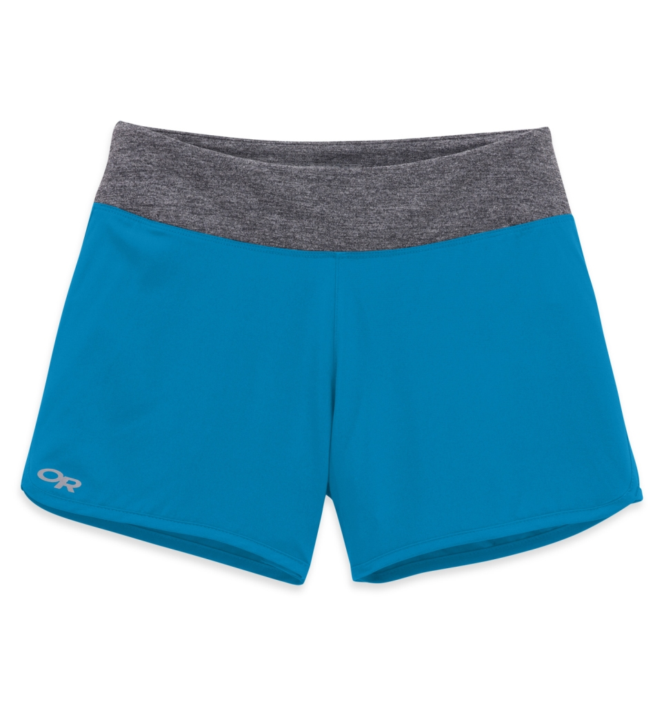 Outdoor Research Women's Delirium Shorts hydro/pewter-30