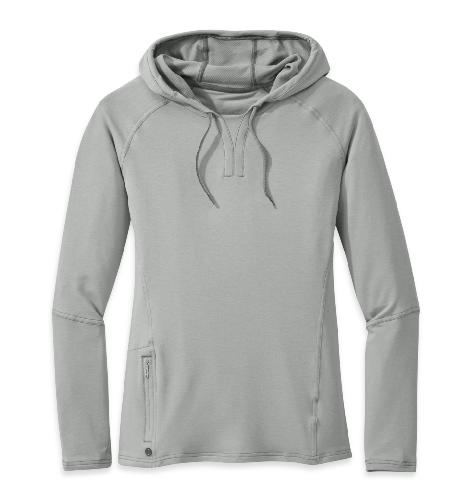 Outdoor Research Women's Ensenada Sun Hoody alloy-30