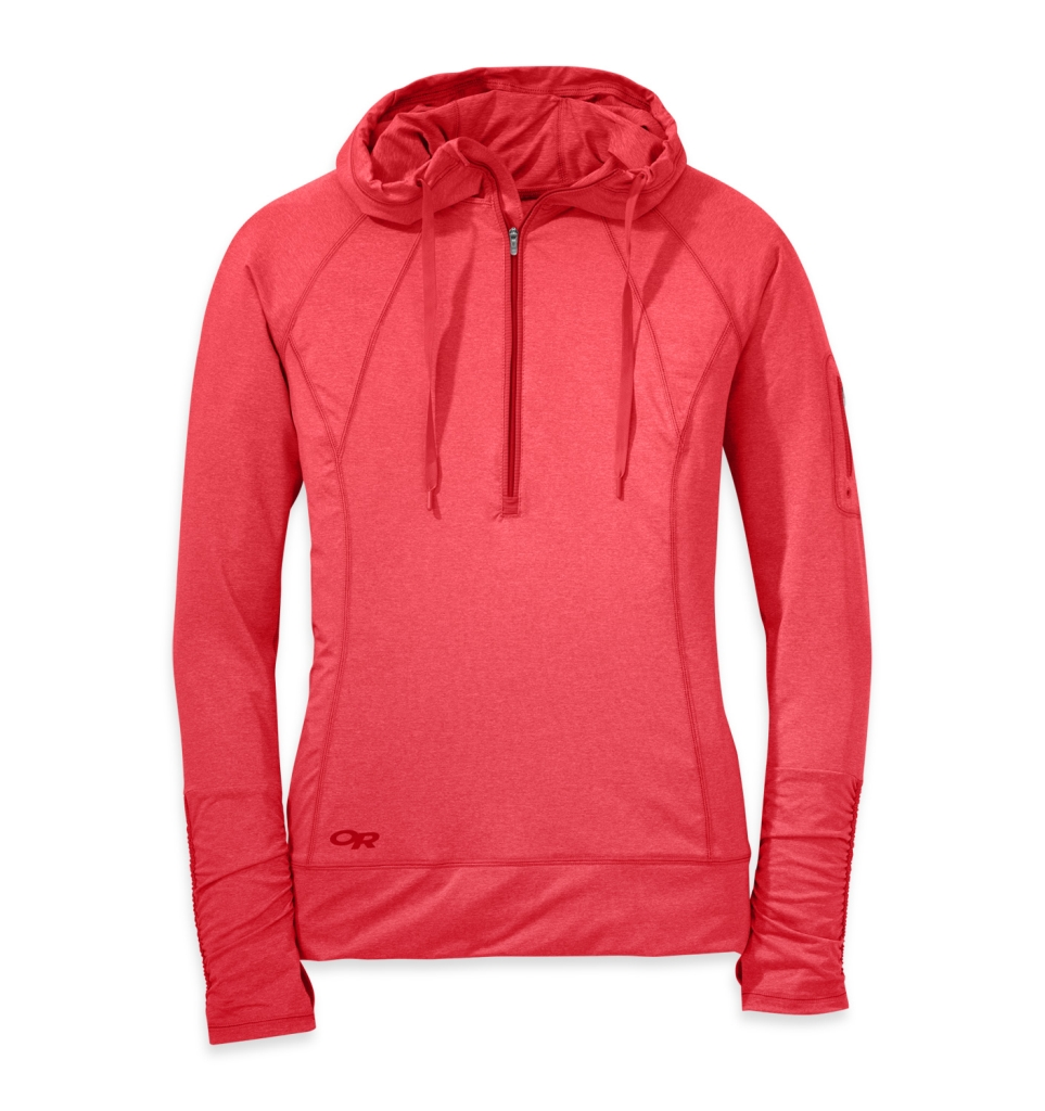 Outdoor Research Women's Playa Hoody flame-30