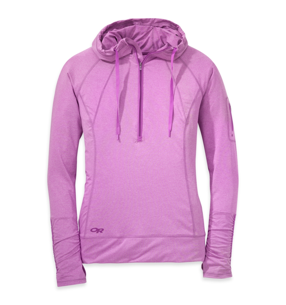 Outdoor Research Women's Playa Hoody ultraviolet-30