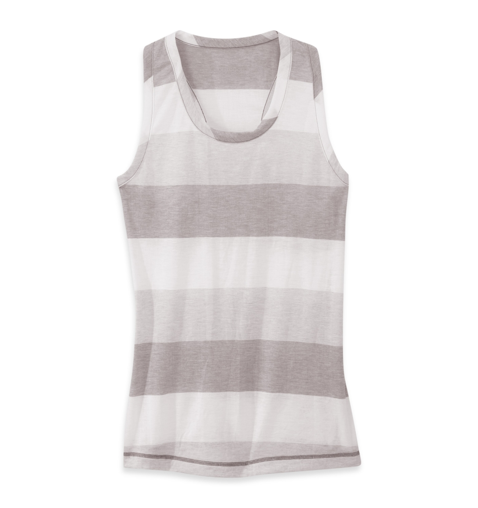 Outdoor Research Women's Isabel Tank pewter-30
