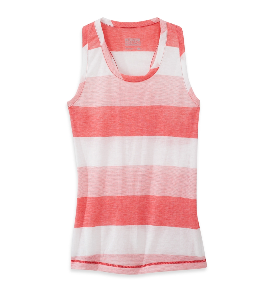 Outdoor Research Women's Isabel Tank flame-30