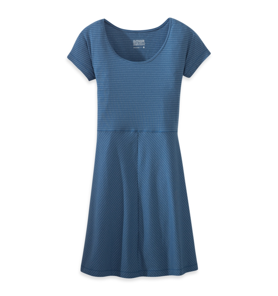 Outdoor Research Women's Bryn Dress cornflower-30