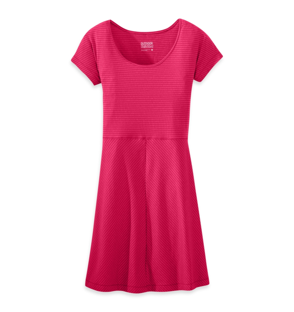 Outdoor Research Women's Bryn Dress scarlet-30