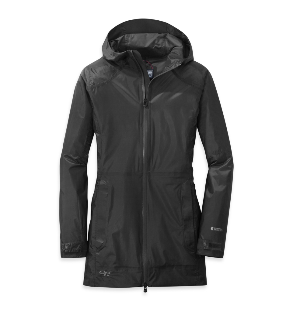 Outdoor Research Women's Helium Traveler Jacket black-30