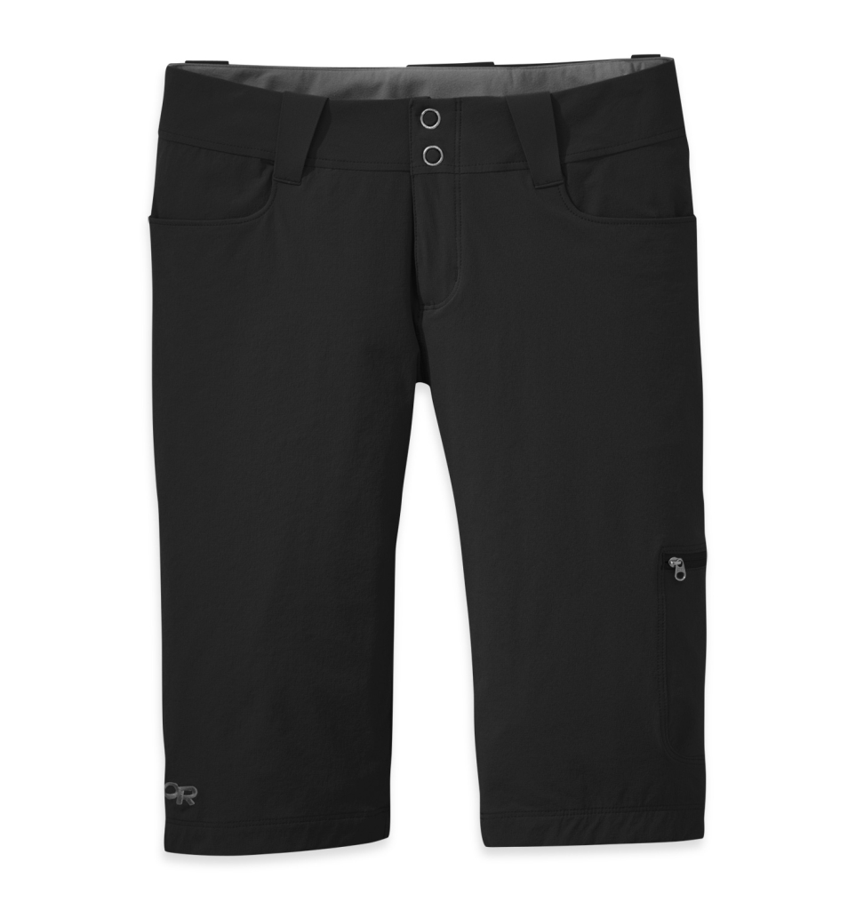 Outdoor Research Women's Ferrosi Shorts black-30