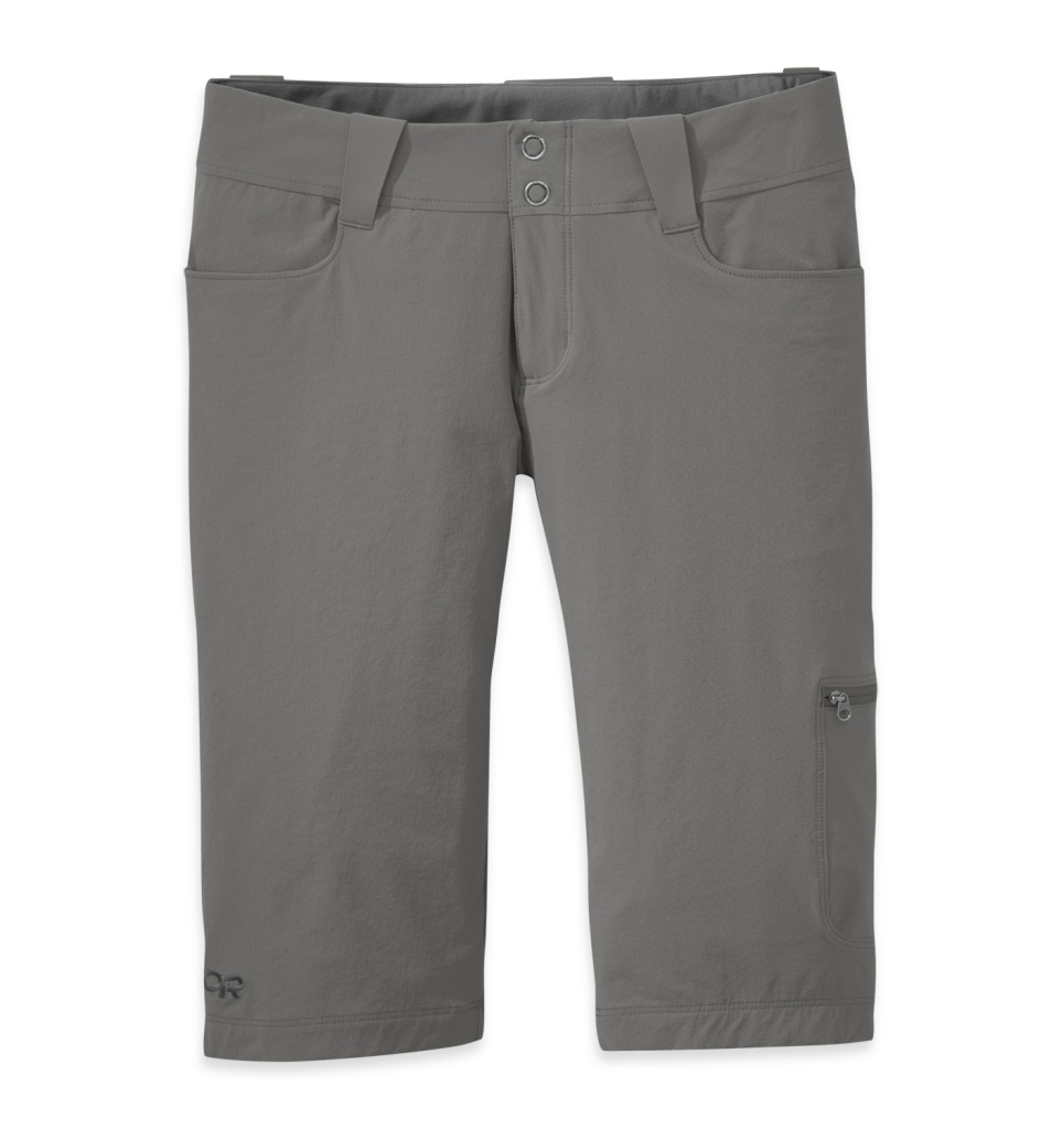 Outdoor Research Women's Ferrosi Shorts pewter-30