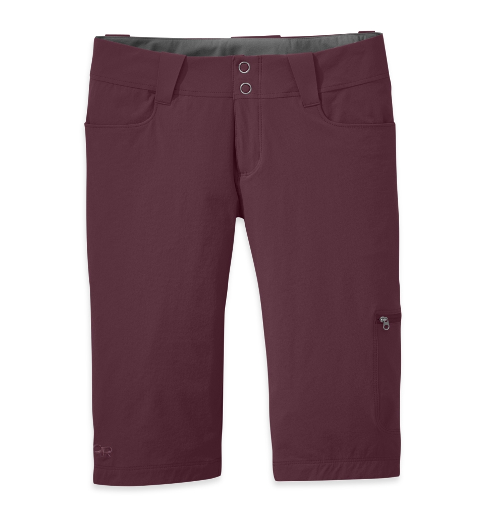 Outdoor Research Women's Ferrosi Shorts pinot-30