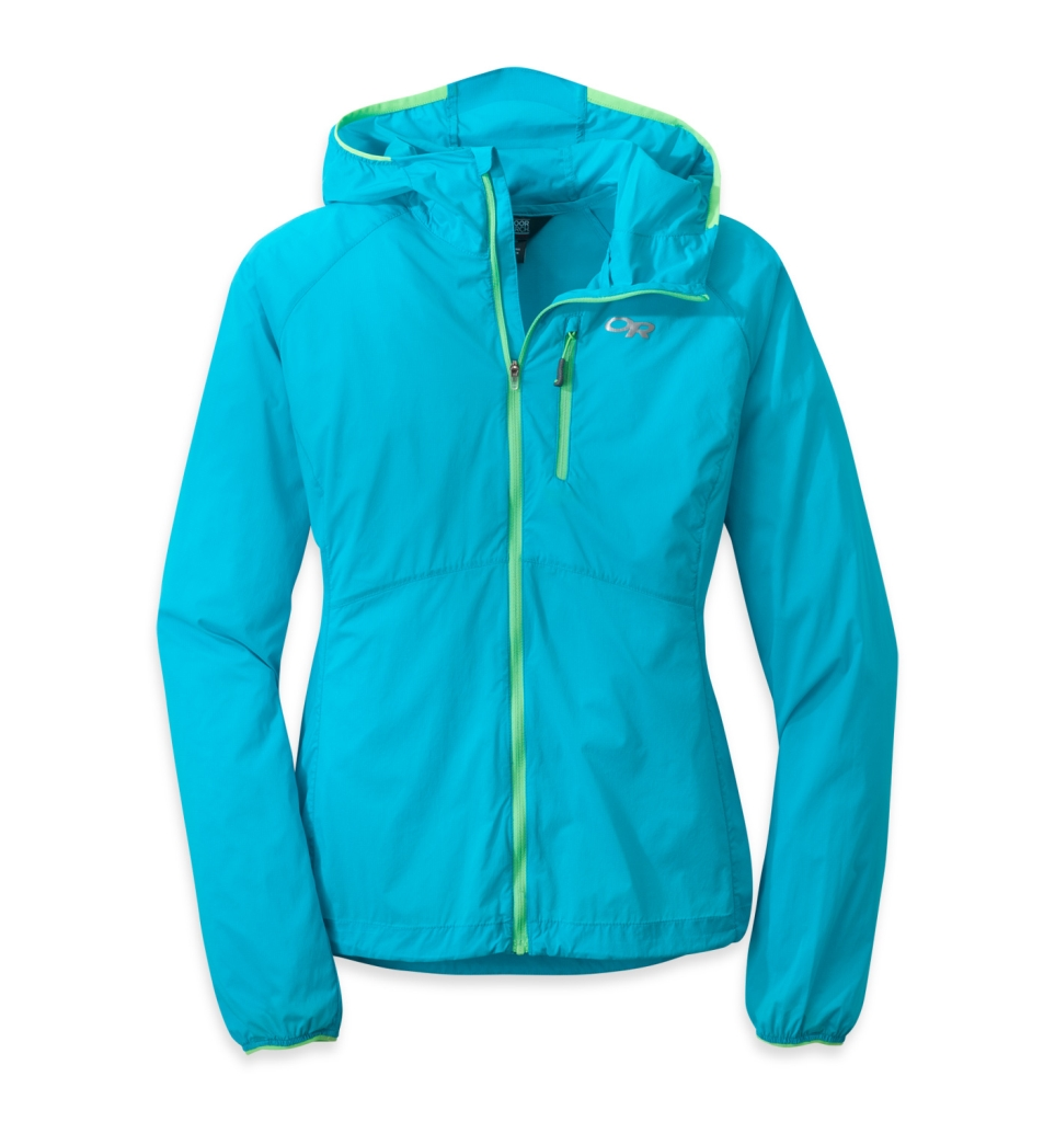 Outdoor Research Women's Tantrum Hooded Jacket typhoon-30