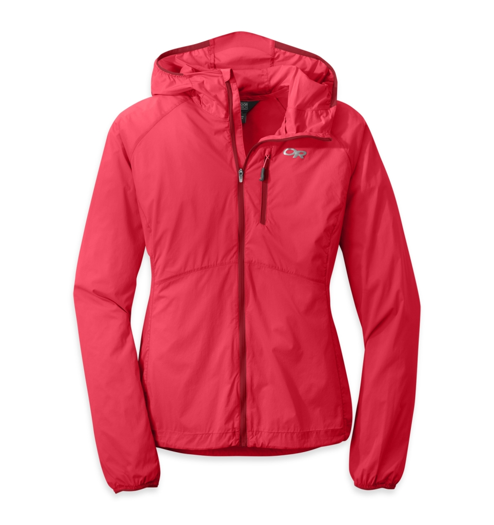 Outdoor Research Women's Tantrum Hooded Jacket flame-30