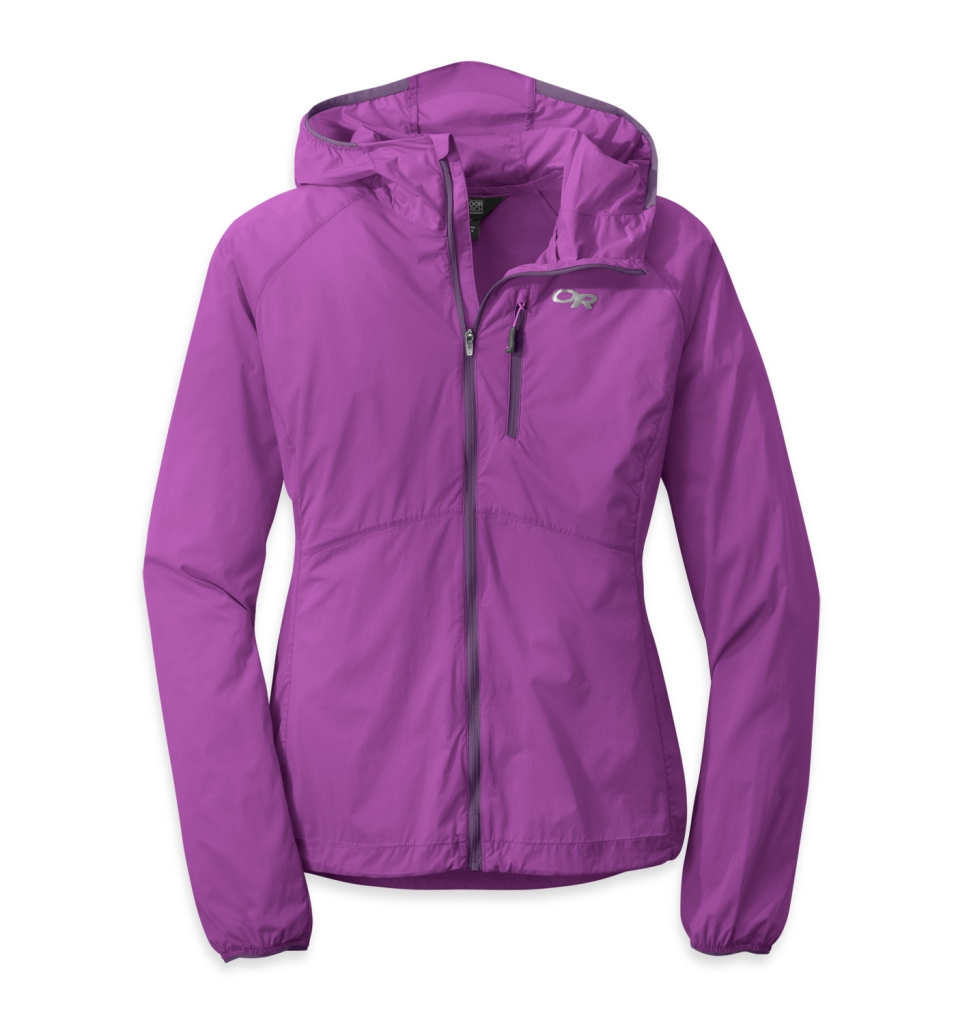 Outdoor Research Women's Tantrum Hooded Jacket wisteria-30
