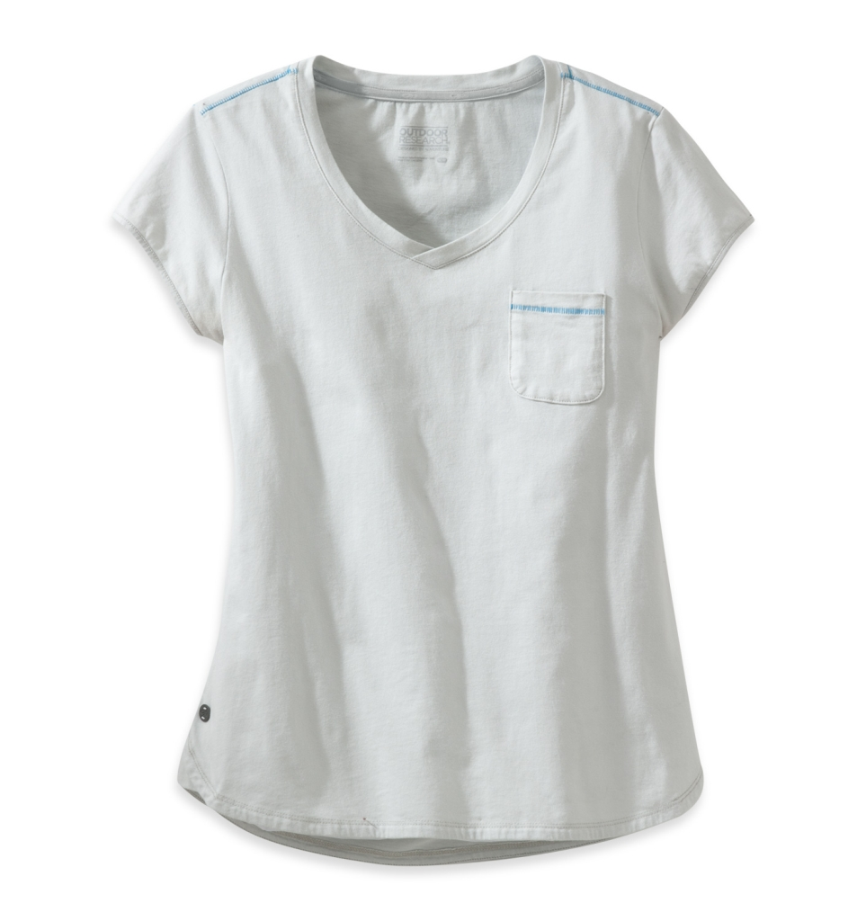 Outdoor Research Women's Annalise Tee alloy-30