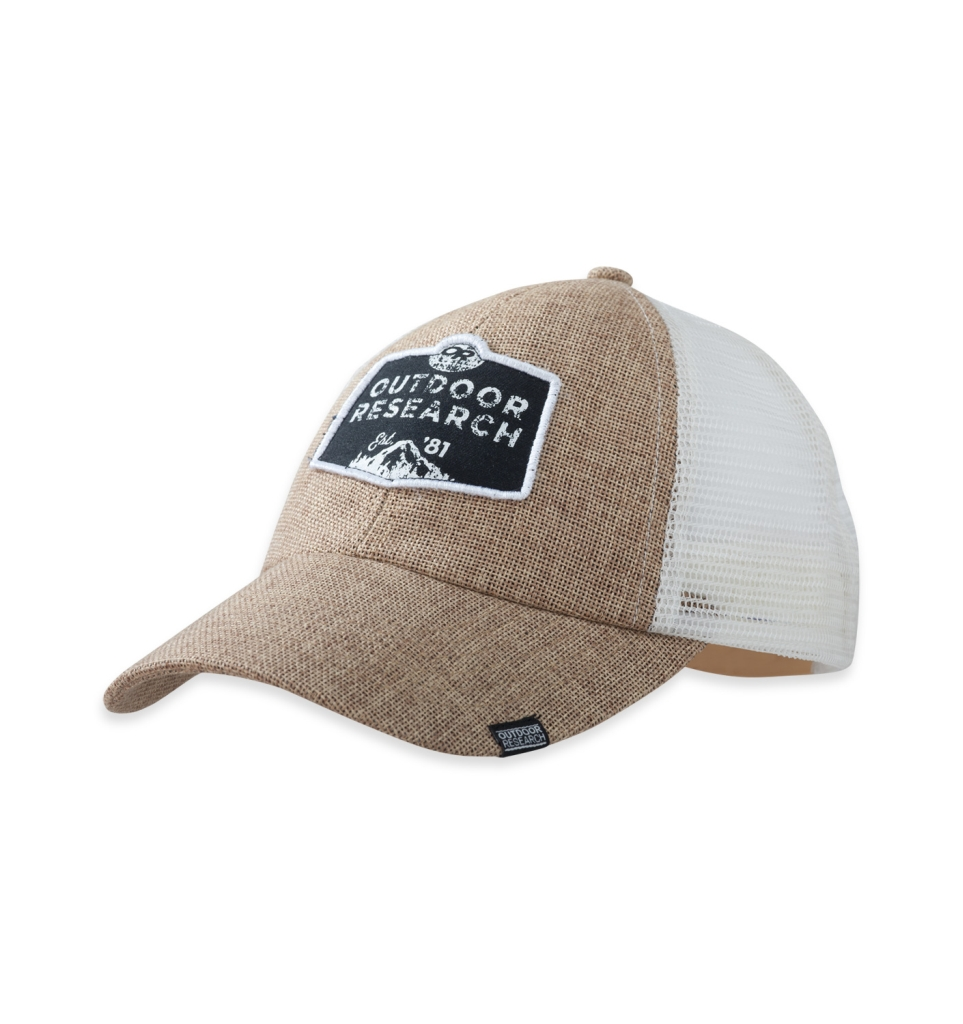 Outdoor Research Big Rig Cap straw-30