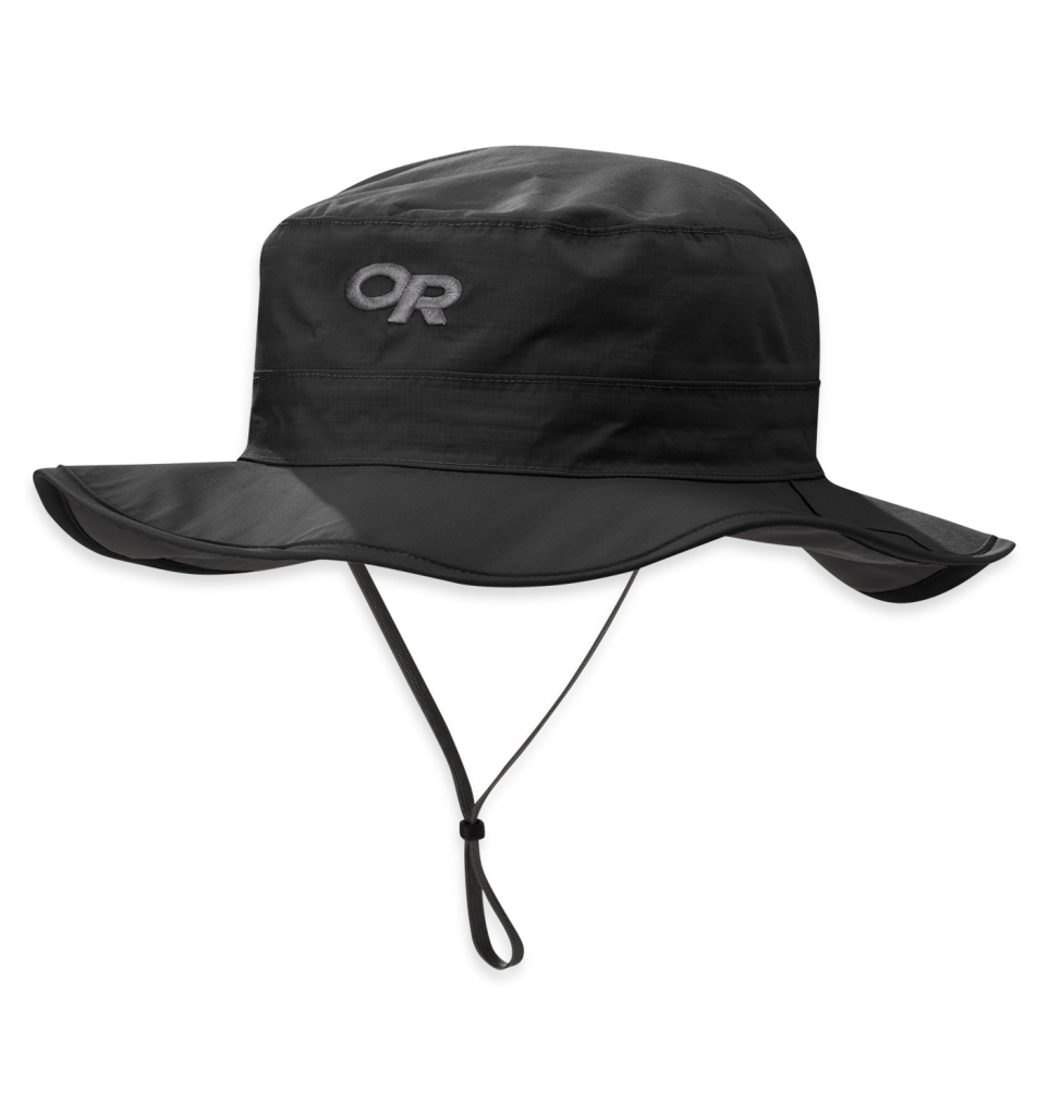 Outdoor Research Helios Rain Hat black-30