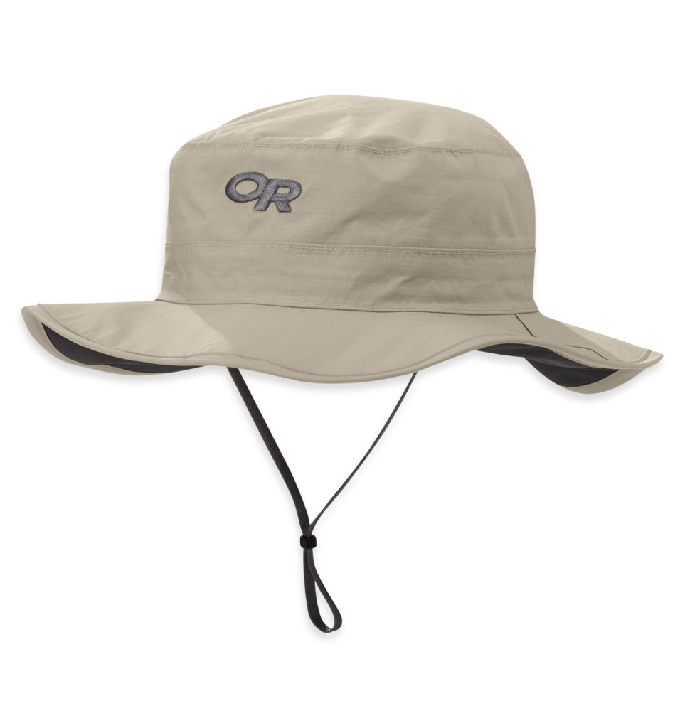 Outdoor Research Helios Rain Hat khaki-30
