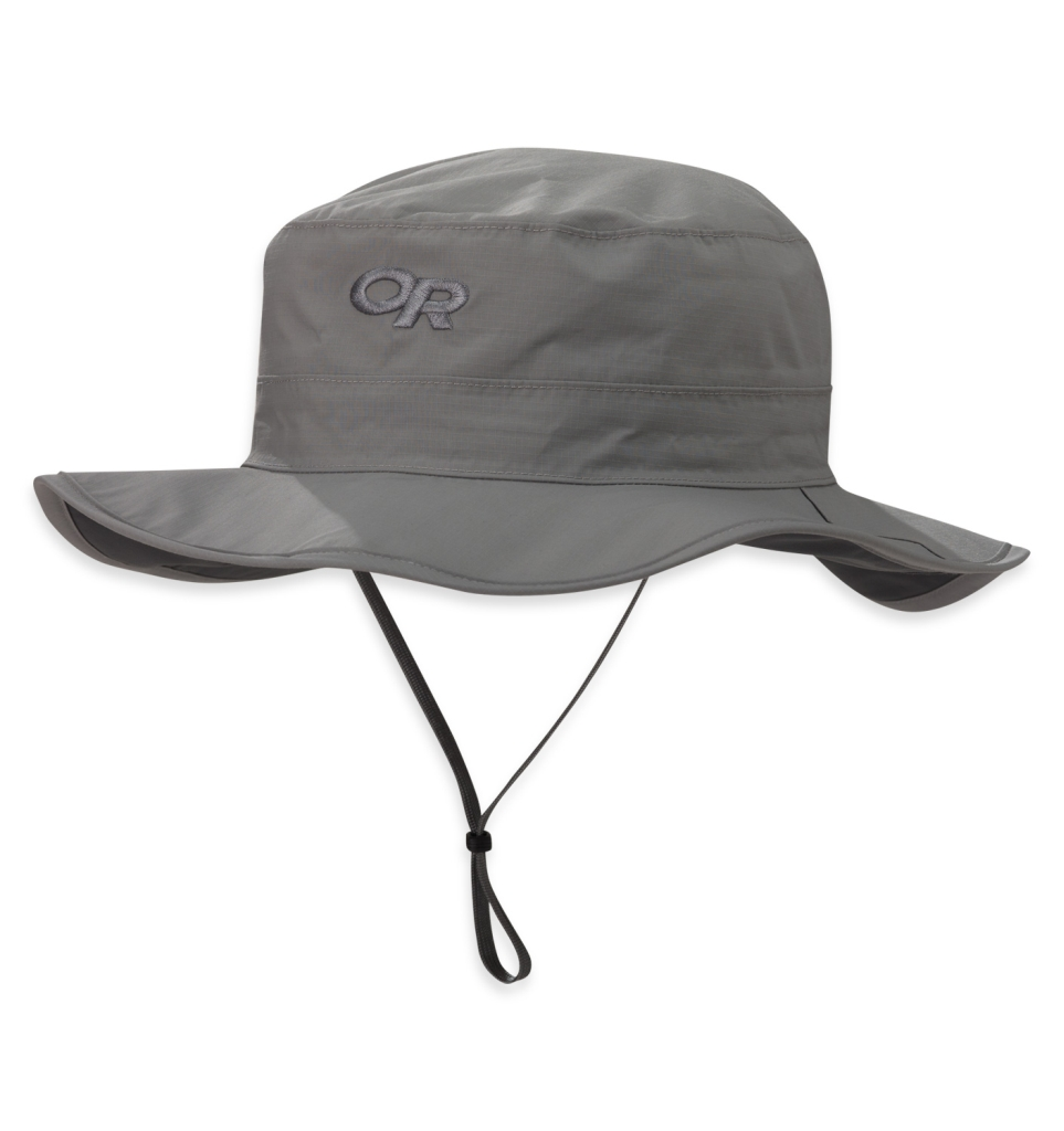 Outdoor Research Helios Rain Hat pewter-30