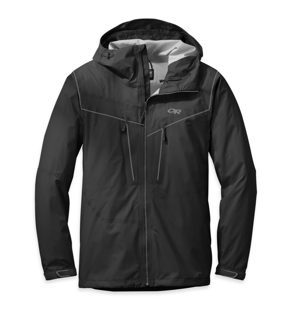 Outdoor Research Men's Precipice Jacket black-30