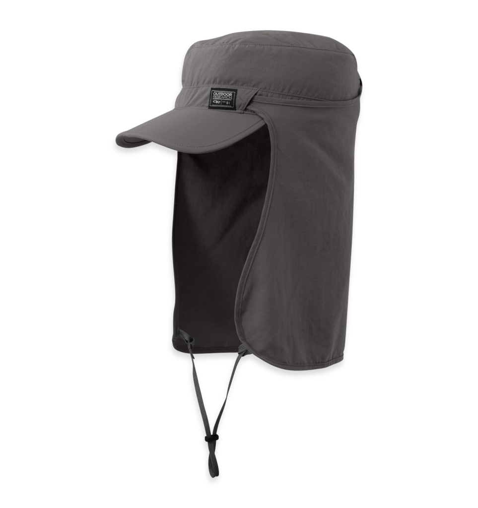 Outdoor Research Radar Sun Runner Cap pewter-30
