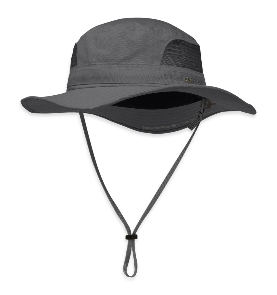 Outdoor Research Transit Sun Hat charcoal-30