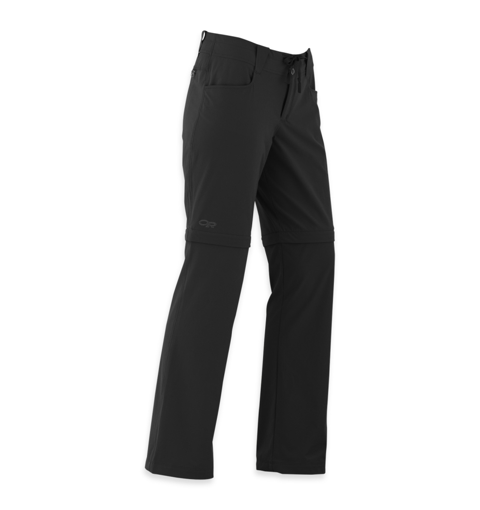 Outdoor Research Women's Ferrosi Convertible Pants black-30
