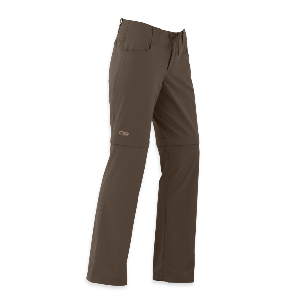 Outdoor Research Women's Ferrosi Convertible Pants mushroom-30