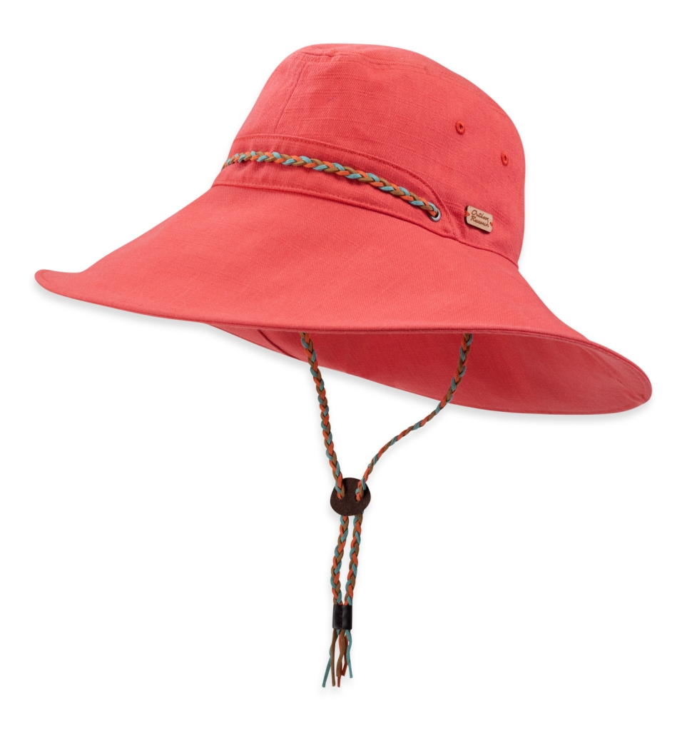 Outdoor Research Women's Mojave Sun Hat flame-30