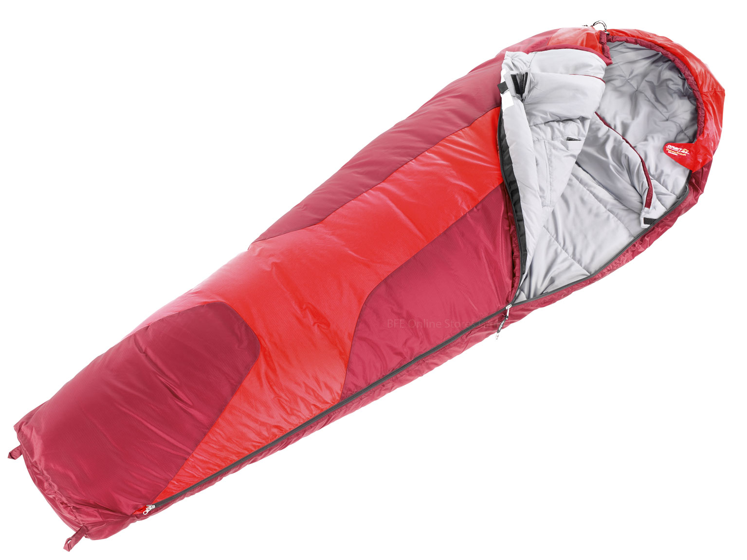 Deuter Orbit 0° fire-cranberry-30