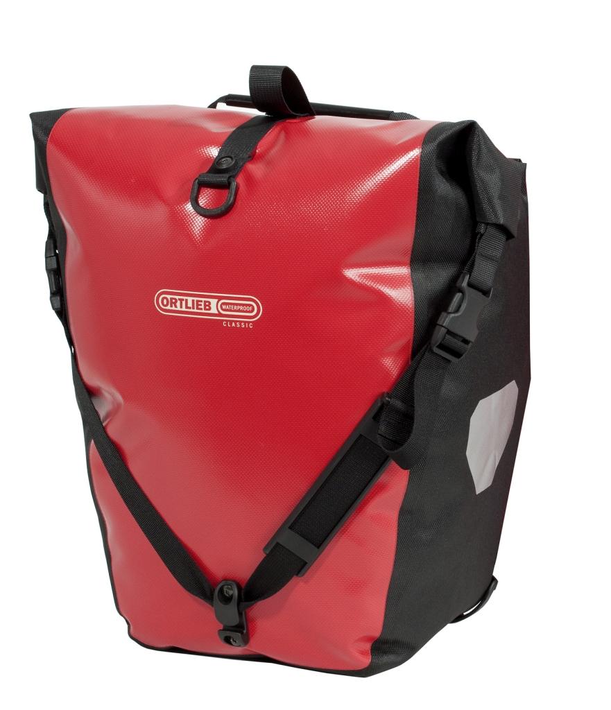 Ortlieb Back-Roller Classic – QL2.1 Paar rot schwarz-30