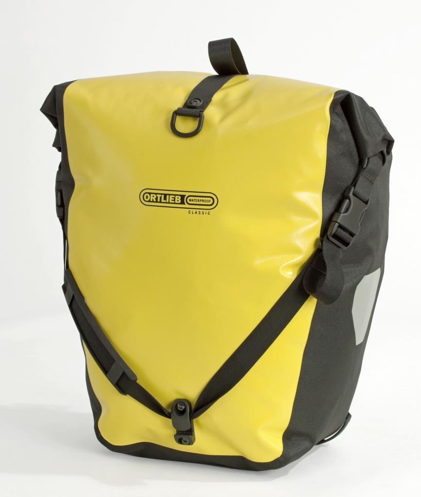 Ortlieb Back Roller Classic Yellow Black En